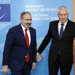 ԵԽ-ը շարունակելու է աջակցել Հայաստանին ժողովրդավարության զարգացման գործում. Թորբյորն Յագլանդ