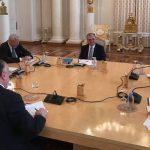 Հայաստանի և Ադրբեջանի ԱԳ նախարարների հանդիպումը շարունակվում է ընդլայնված