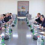 Քննարկվել են Հայաստան-Եվրամիություն և Հայաստան-ԵՄ երկրներ հարաբերություններին առնչվող հարցեր