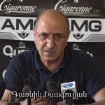 Գասպարիին Պարսկաստանից վտարել են որպես Թուրքիայի գործակալ․ Գառնիկ Իսագուլյան (տեսանյութ)