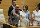 Հայաստանի պատվիրակությունը լքել է Վրաստանի խորհրդարանի նիստերի դահլիճը