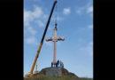 Գորիս քաղաքի անդորրը կհսկի պահապան խաչը (տեսանյութ)