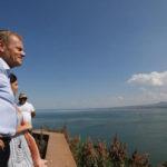 Դոնալդ Տուսկի հայաստանյան այցի տպավորությունները (լուսանկարներ)