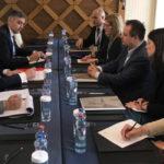 ՀՀ և Սերբիայի արտաքին քաղաքական գերատեսչությունների ղեկավարները քննարկել են միջազգային կառույցներում փոխգործակցության խորացմանն առնչվող հարցեր