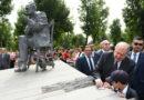Սոս Սարգսյանը ոչ միայն մեծ արվեստագետ էր, այլև մեծ քաղաքացի․ հարգանքի տուրք մեծանուն դերասանի հիշատակին (լուսանկարներ)