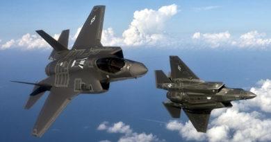 ԱՄՆ-ը Թուրքիային հեռացրել է F-35 կործանիչների ծրագրից