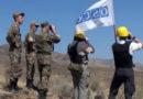 ԵԱՀԿ դիտարկումը Արցախի և Ադրբեջանի զինված ուժերի շփման գծում
