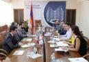 Ներդրողները Տիգրան Խաչատրյանին ներկայացրել են Երևանում կառուցվելիք 71 հարկանի երկնաքերի հայեցակարգը