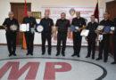 Ռազմական ոստիկանները մասնակցել են «Ճանապարհային պարեկ» մրցույթին