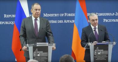 Լավրովի այցի ընթացքում Հայաստանն ու Ռուսաստանը վերահաստատել են նախկին դիրքորոշումները