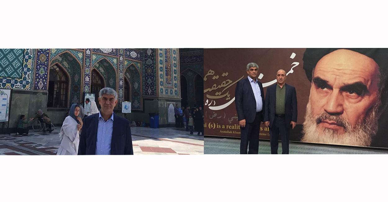 Վիտալի Բալասանյանի խորհրդավոր այցը Իրանի Իսլամական Հանրապետություն ( տեսանյութ) — Live News