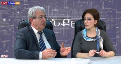 Ռուս-թուրքական թե՛ սառեցումը, թե՛ մերձեցումը մեզ համար մտահոգիչ են, հանկարծ մեր հաշվին առևտուր չանե՞ն (տեսանյութ)