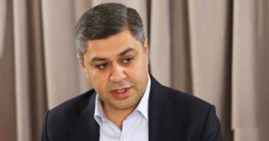 Արթուր Վանեցյանն ընտրվել է «Հայրենիք» կուսակցության նախագահ