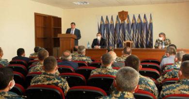 Նախագահի նոր նշանակումները. Կարեն Սարգսյանը նշանակվել է Արցախի արտակարգ իրավիճակների պետական ծառայության տնօրեն
