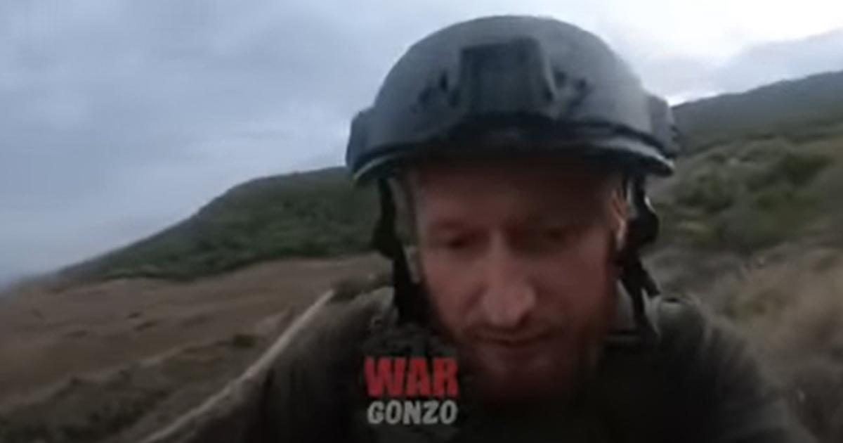 Ոչ մի խուճապ չկա, այնպիսի զգացողություն է, թե տղաներն իրենց ամենօրյա  աշխատանքն են կատարում»․ ռուս զինթղթակիցը հայ զինվորների մասին — Live News