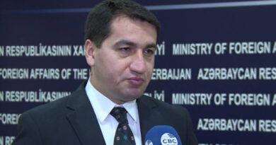 Եթե խոսենք Հաջիեւի տերմինաբանությամբ, ապա Ադրբեջանը եւս պետք է Հայաստանին տա, ասենք, «Թովուզի միջանցքը» Ռուսաստանի ուղղությամբ