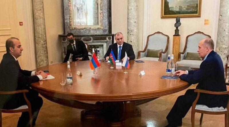 Հերթական դավադրությունը. Նոր մանրամաներ՝ Հայաստանի և Ադրբեջանի ԱԱԾ տնօրենների երեկվա գաղտնի հանդիպումից