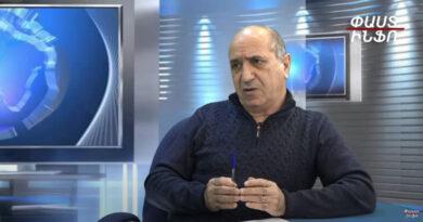 Բանակը պետք է մտնի Երևան կարգուկանոն հաստատի, Փաշինյանն օրենքից դուրս է գործում. Գառնիկ Իսագուլյան (տեսանյութ)