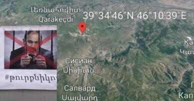 Նիկոլը գողեգող ճանապարհ է  հարթում  թուրքի համար ու մաս-մաս ծախում մեր Հայրենիքը