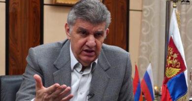Ավելի լավ կլինի՝ նրանք զբաղվեն իրենց հանցագործներով, որոնք Ղարաբաղում խախտում են մարդու իրավունքները․ Արա Աբրահամյան