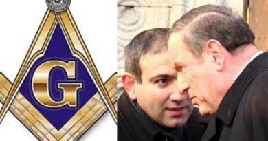 Լևոն Տեր-Պետրոսյանի մասոն լինելու, մասոնության ու ԽՍՀՄ ՊԱԿ-ի (ԿԳԲ-ի) հետ առնչությունների վերաբերյալ