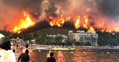 Թուրքիայում և այլուր տարերային աղետները բնության բումերանգային պատասխանն են Սատանայի իշխանության ներքո գտնվող մարդկանց արարքների